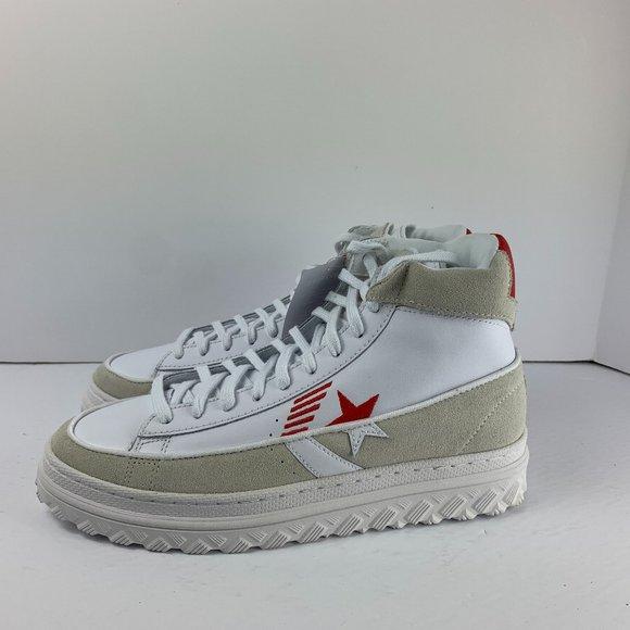 Converse Pro Leather X2 High Egret/White-Universit